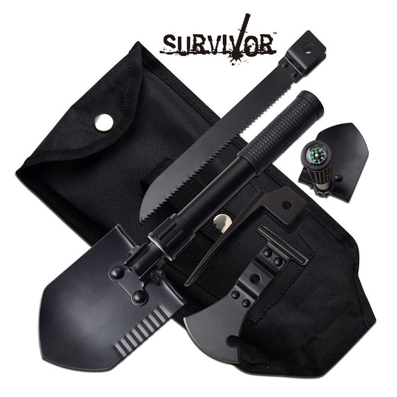 Survivor SV-MUL001BK Axe