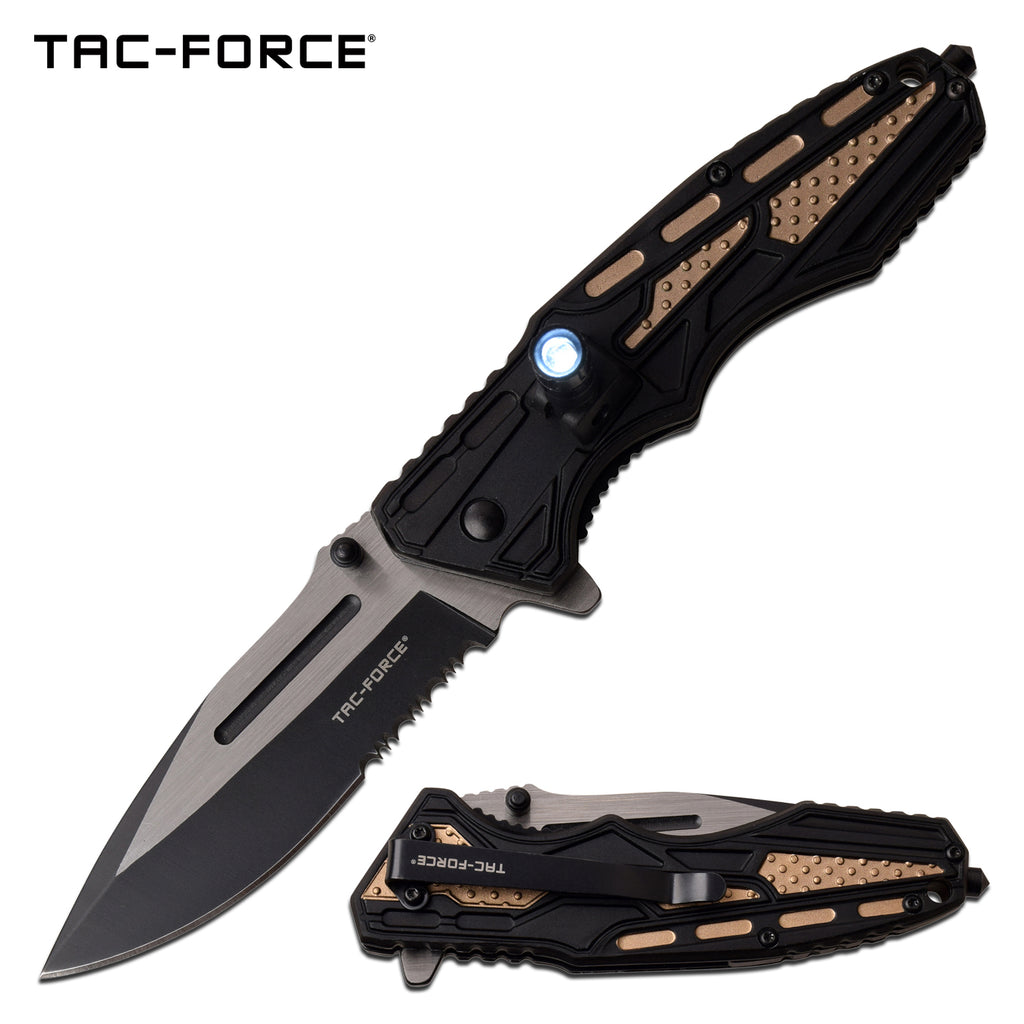 Tac-Force TF-1000TN Spring Assisted Knife