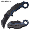 Related product : Tac-Force TF-1001BL Spring Assisted Knife