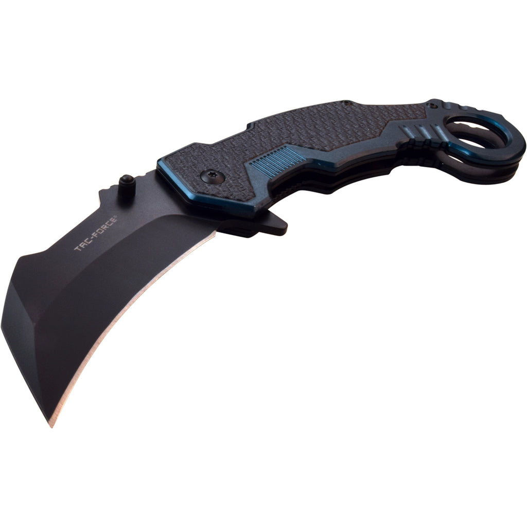 Tac-Force TF-1001BL Spring Assisted Knife