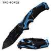 Related product : Tac-Force TF-1002BL Spring Assisted Knife