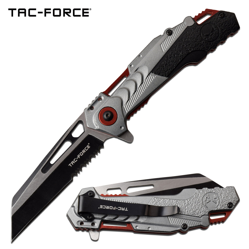 Tac-Force TF-1012RGY Folding Knife