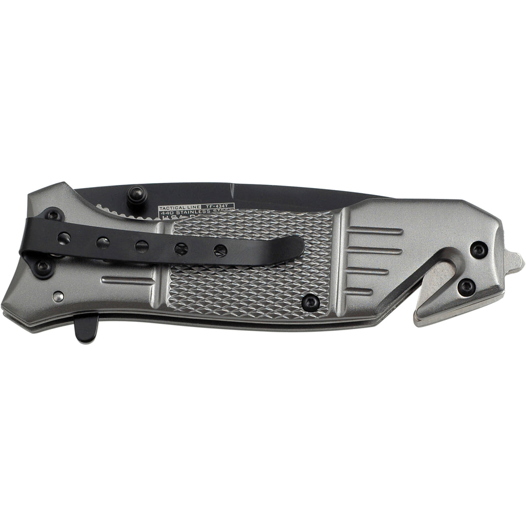 Tac-Force TF-434T Spring Assisted Knife