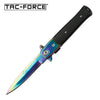 Related product : Tac-Force TF-438RB Spring Assisted Knife