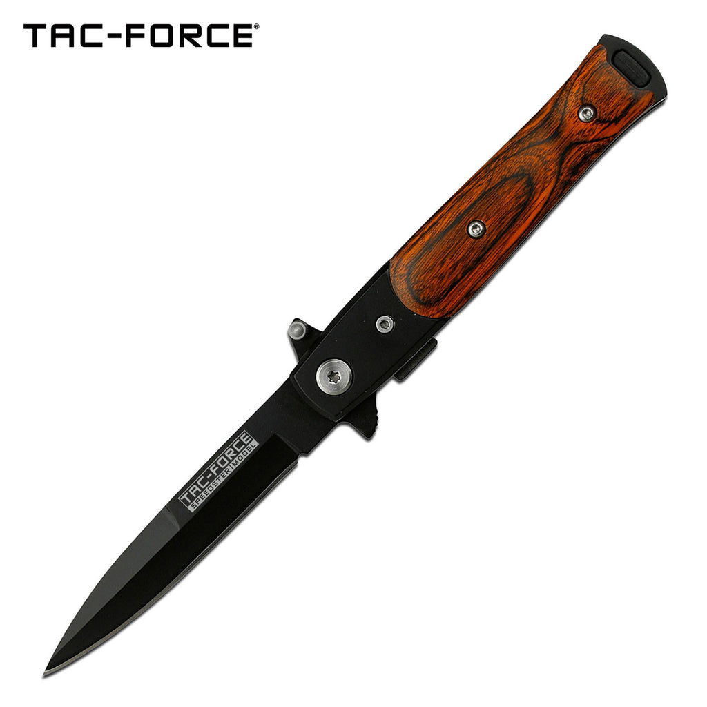 Tac-Force TF-438WB Spring Assisted Knife