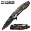 Related product : Tac-Force TF-463CA Spring Assisted Knife