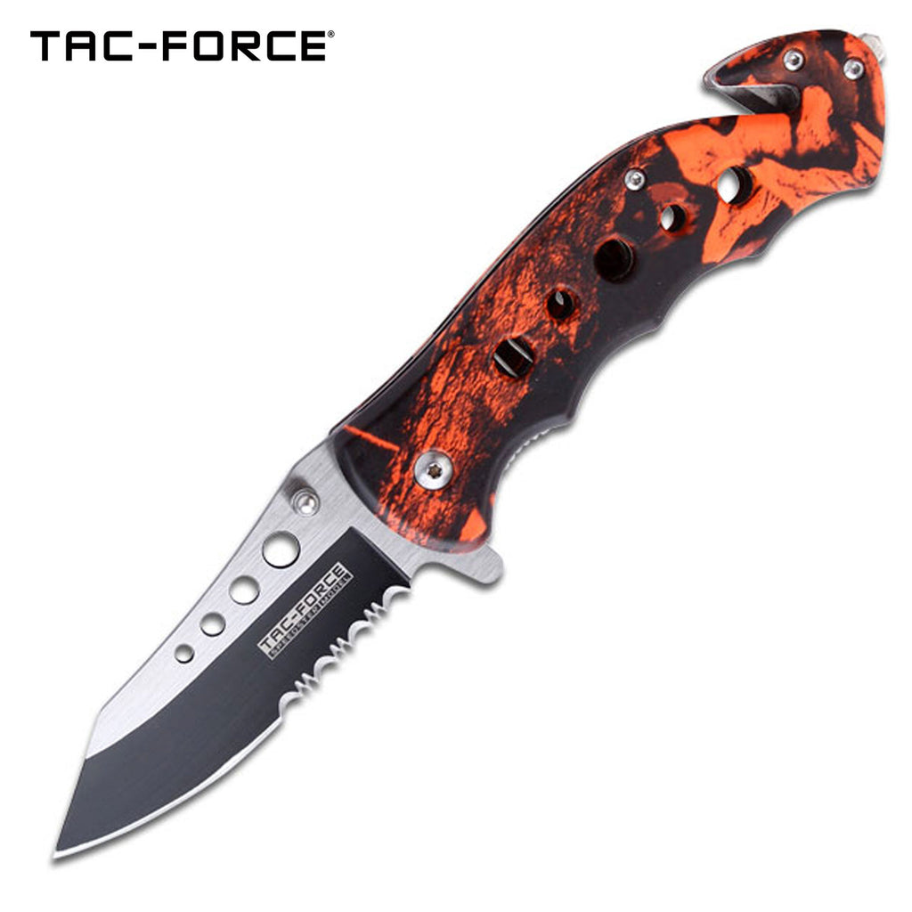 Tac-Force TF-498RC Spring Assisted Knife
