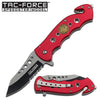 Related product : Tac-Force TF-498RF Spring Assisted Knife