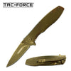 Related product : Tac-Force TF-573GD Spring Assisted Knife