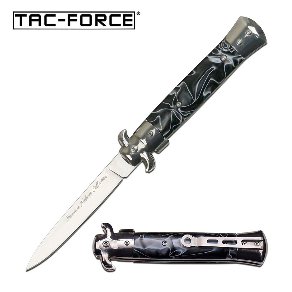 Tac-Force TF-575BW Spring Assisted Knife