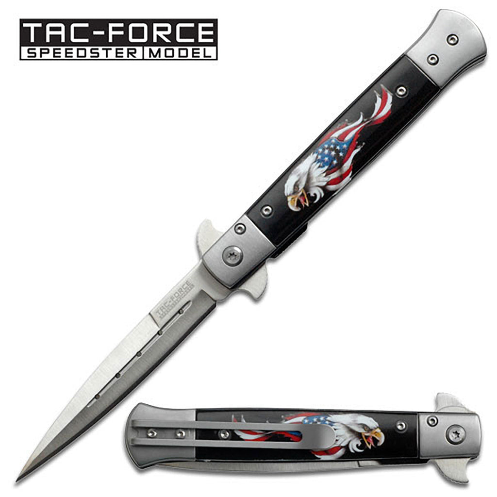 Tac-Force TF-598E Spring Assisted Knife