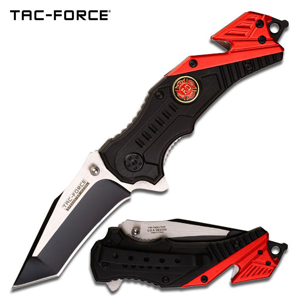 Tac-Force TF-640FD Spring Assisted Knife