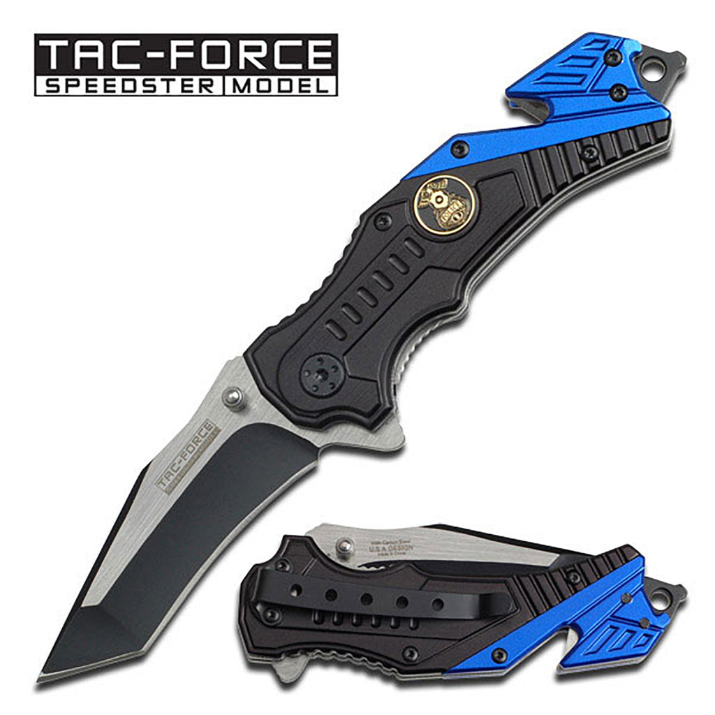 Tac-Force TF-640PD Spring Assisted Knife