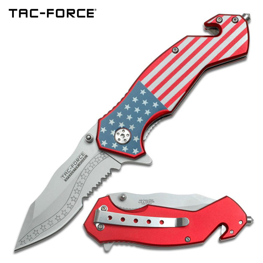 Tac-Force TF-663SF Spring Assisted Knife