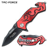 Related product : Tac-Force TF-686RB Spring Assisted Knife