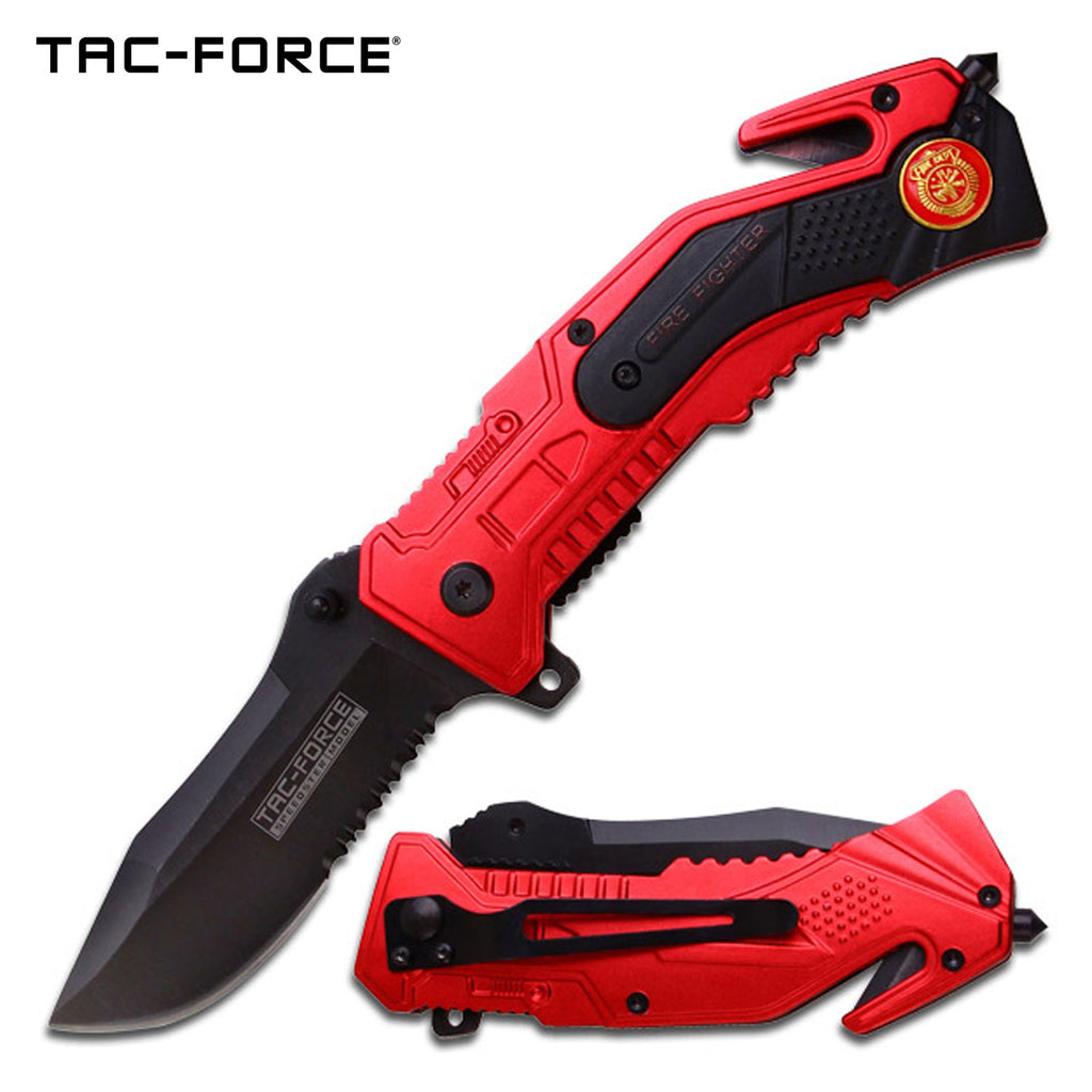 Tac-Force TF-688FD Spring Assisted Knife