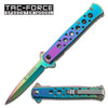 Related product : Tac-Force TF-698RB Spring Assisted Knife