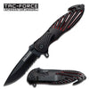 Related product : Tac-Force TF-702BKR Spring Assisted Knife