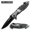 Related product : Tac-Force TF-702GYB Spring Assisted Knife