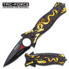 Related product : Tac-Force TF-707GD Spring Assisted Knife