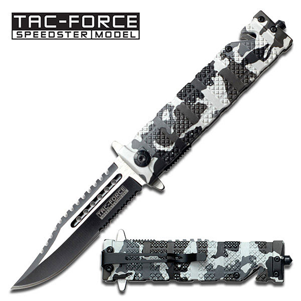 Tac-Force TF-710DW Spring Assisted Knife