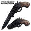 Related product : Tac-Force TF-760BGY Spring Assisted Knife