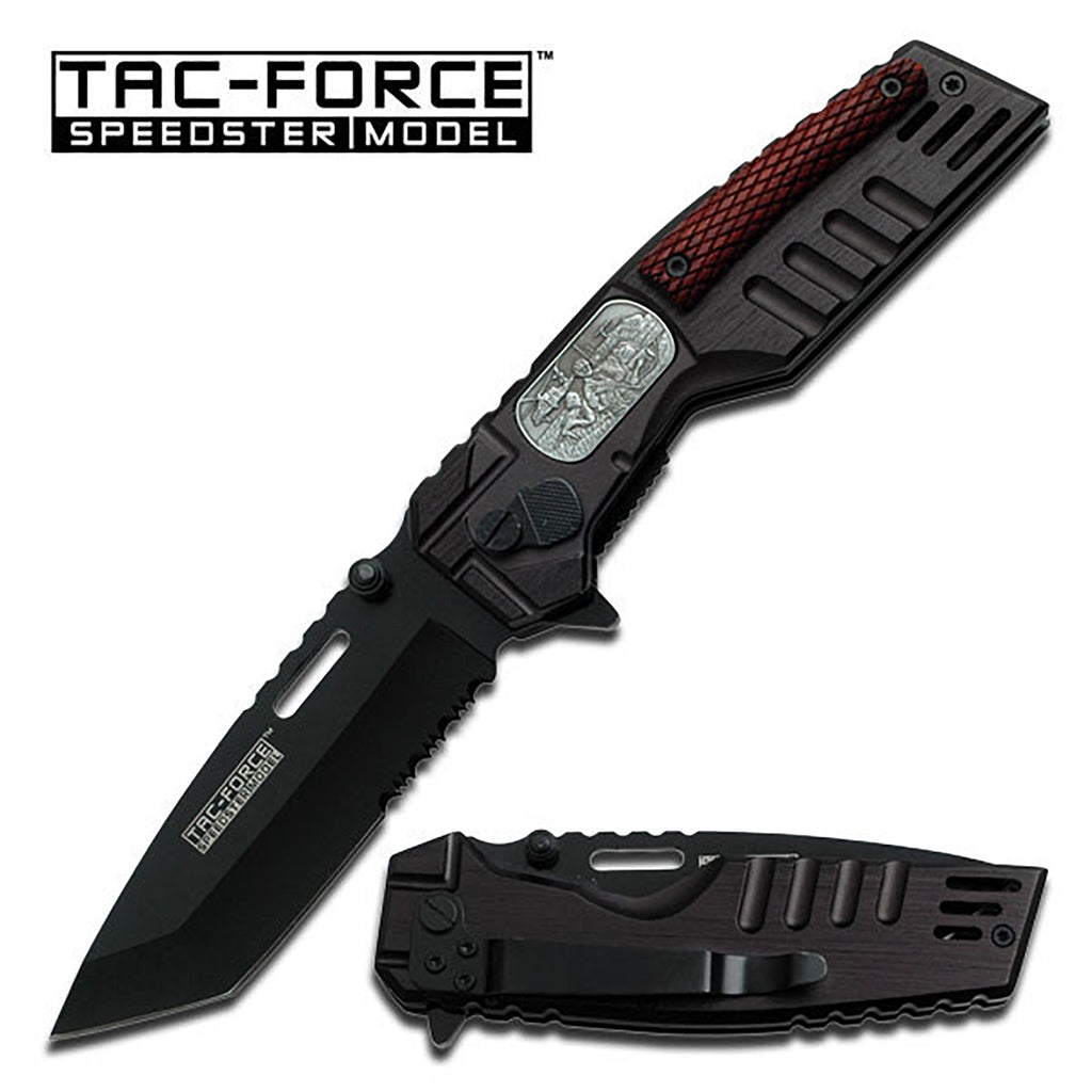 Tac-Force TF-777T Spring Assisted Knife