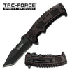 Related product : Tac-Force TF-794T Spring Assisted Knife
