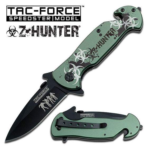 Tac-Force TF-799GZ Spring Assisted Knife
