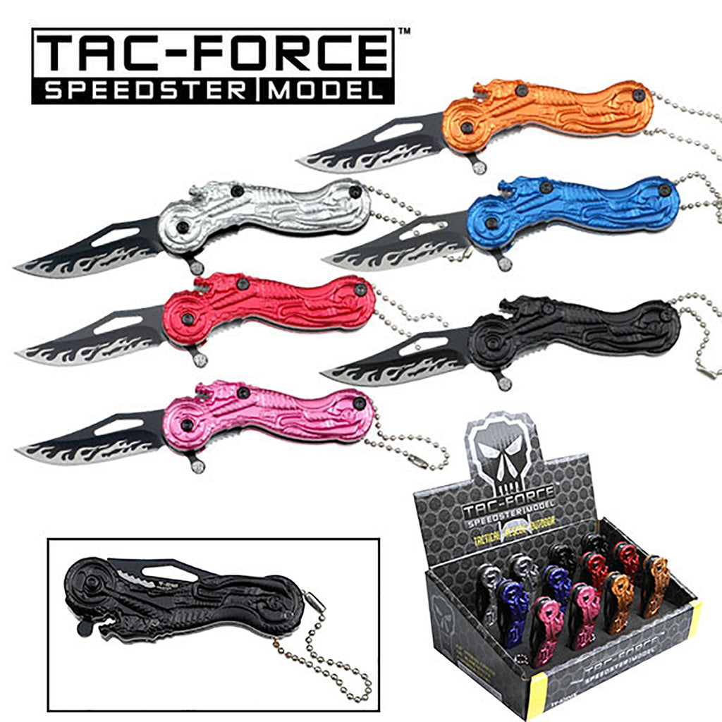 Tac-Force TF-824MX Spring Assisted Knife