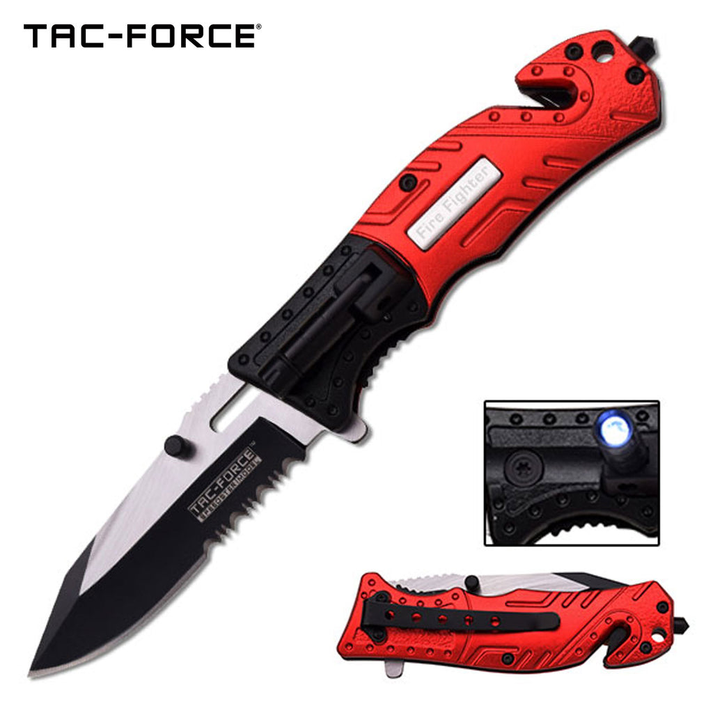 Tac-Force TF-835FD Spring Assisted Knife