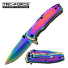 Related product : Tac-Force TF-848RB Spring Assisted Knife