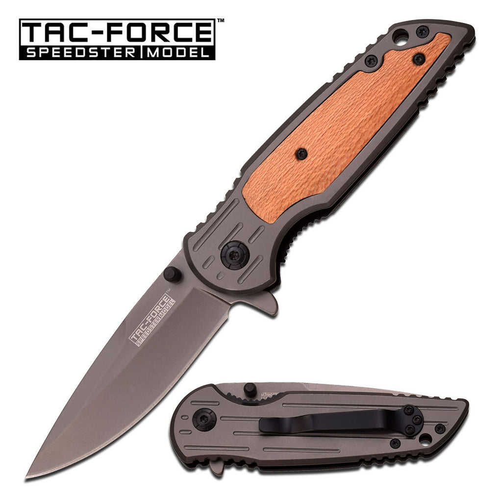 Tac-Force TF-891 Spring Assisted Knife