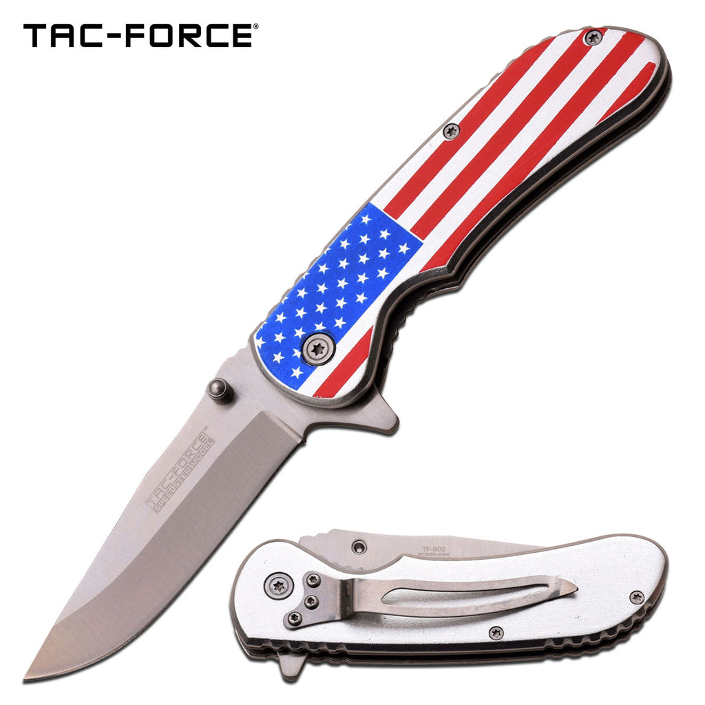 Tac-Force TF-902SF Spring Assisted Knife