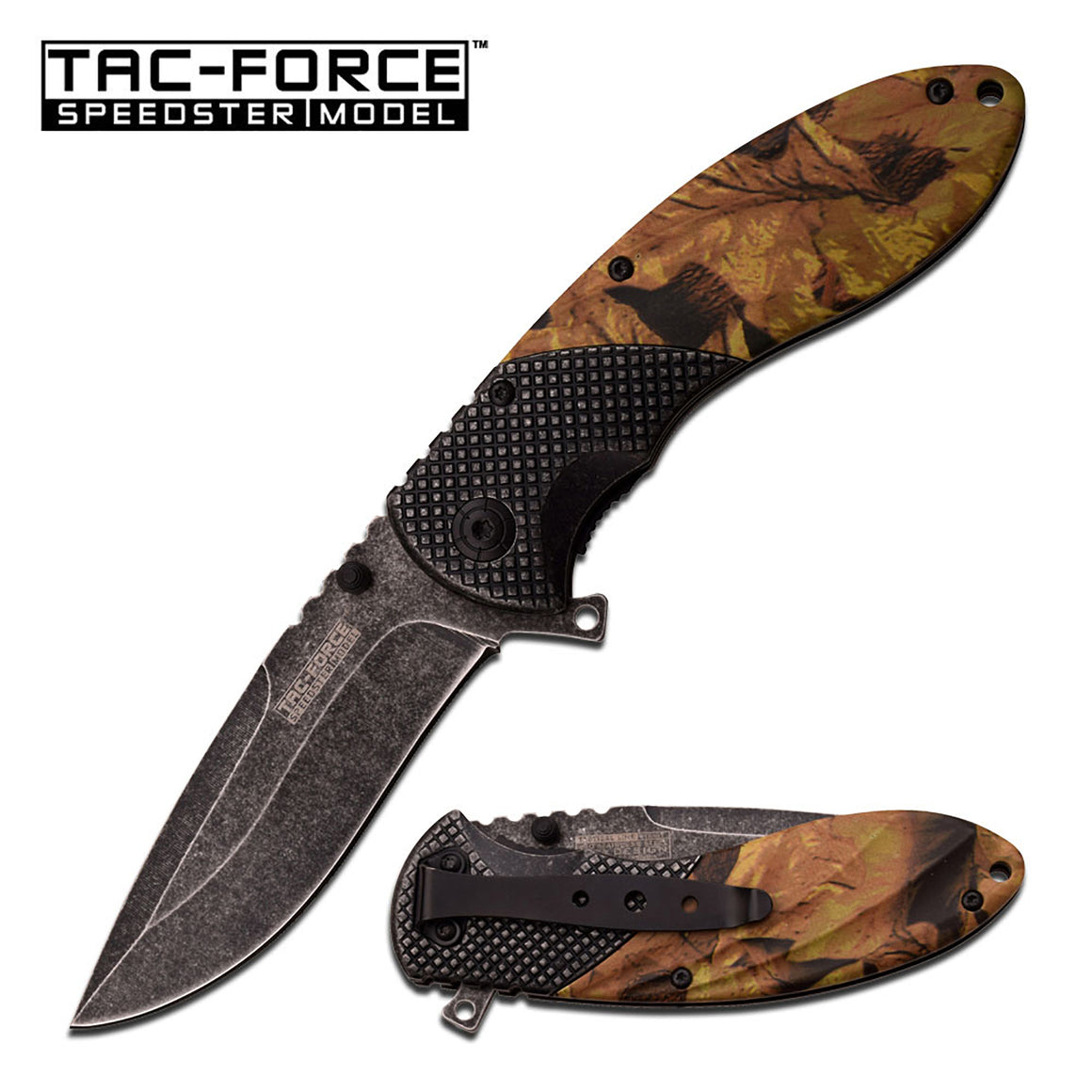 Tac-Force TF-911CA Spring Assisted Knife