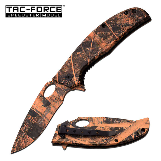 Tac-Force TF-913BC Spring Assisted Knife