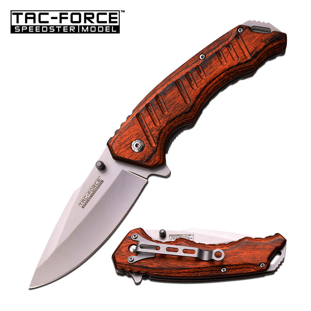 Tac-Force TF-923PW Spring Assisted Knife