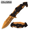 Related product : Tac-Force TF-932BG Spring Assisted Knife