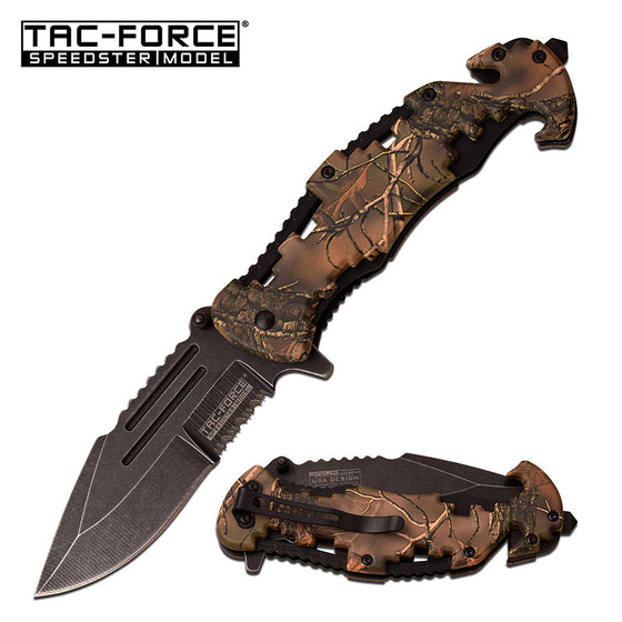 Tac-Force TF-932CA Spring Assisted Knife