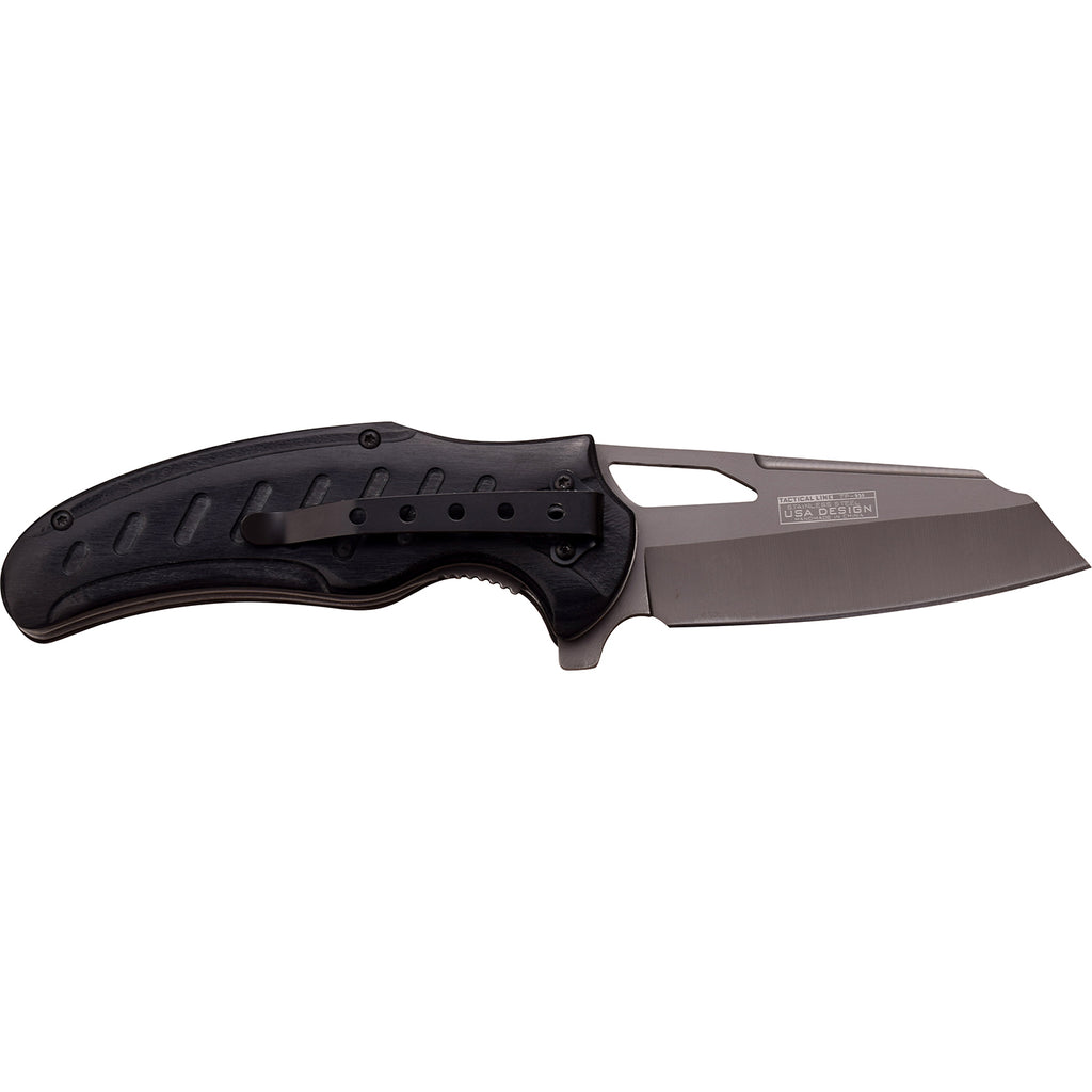 Tac-Force TF-935BK Spring Assisted Knife