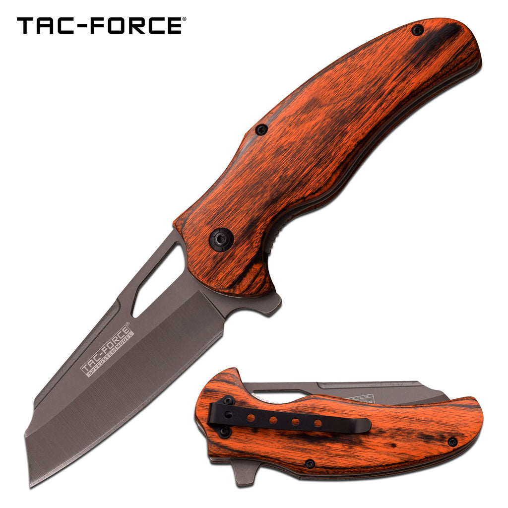 Tac-Force TF-935BW Spring Assisted Knife