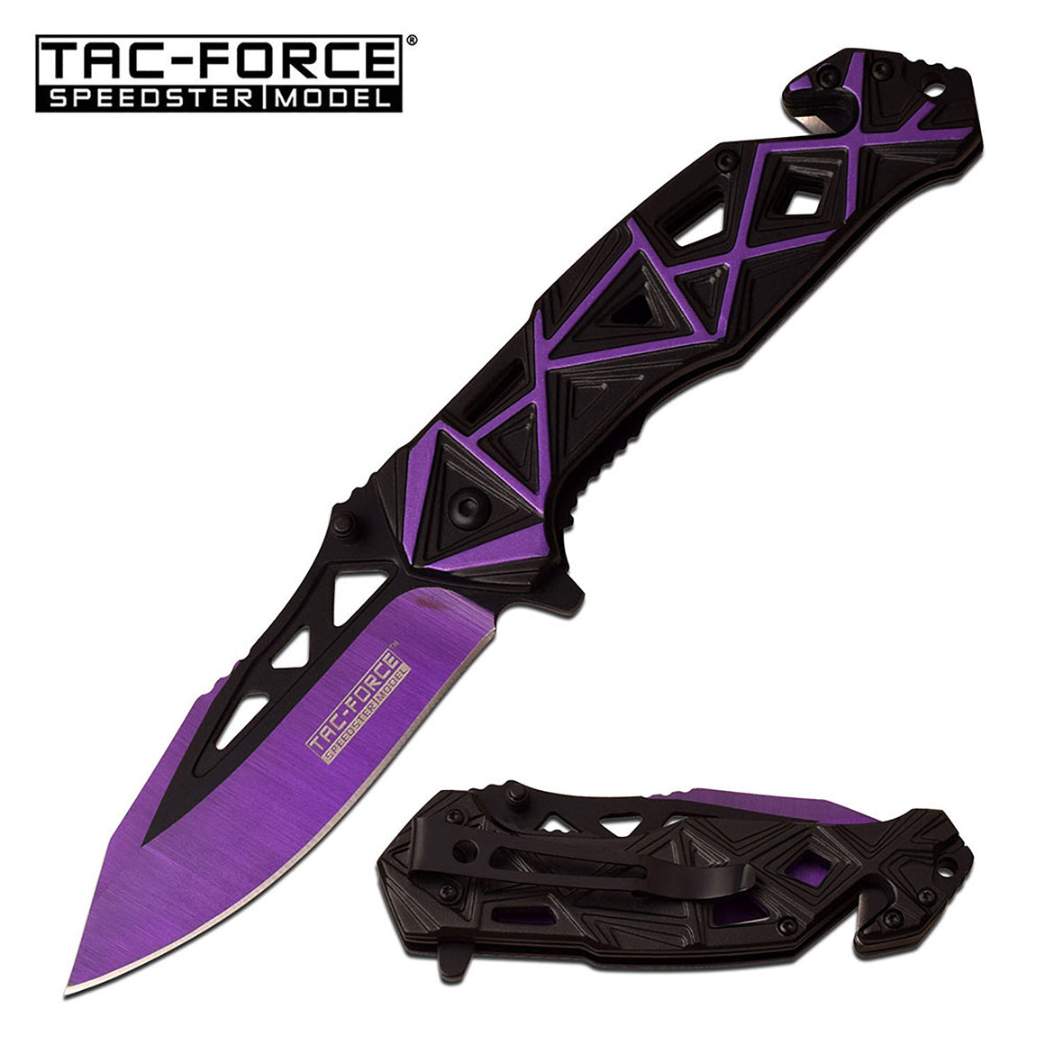 Tac-Force TF-940BP Spring Assisted Knife