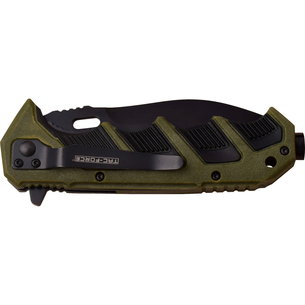 Tac-Force TF-942BG Spring Assisted Knife