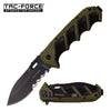 Related product : Tac-Force TF-942BG Spring Assisted Knife