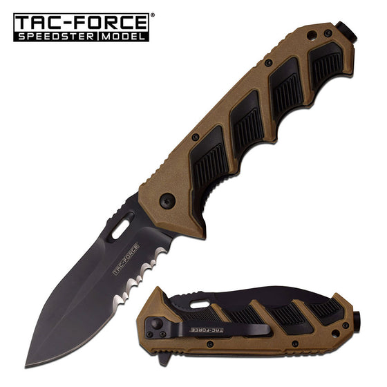 Tac-Force TF-942BT Spring Assisted Knife