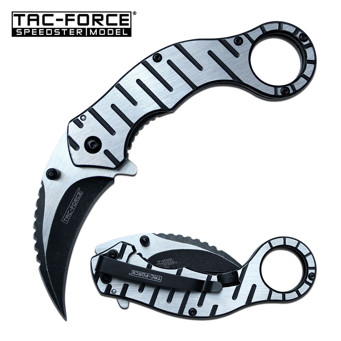 Tac-Force TF-952SW Spring Assisted Knife