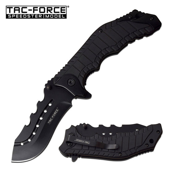 Tac-Force TF-953BK Spring Assisted Knife
