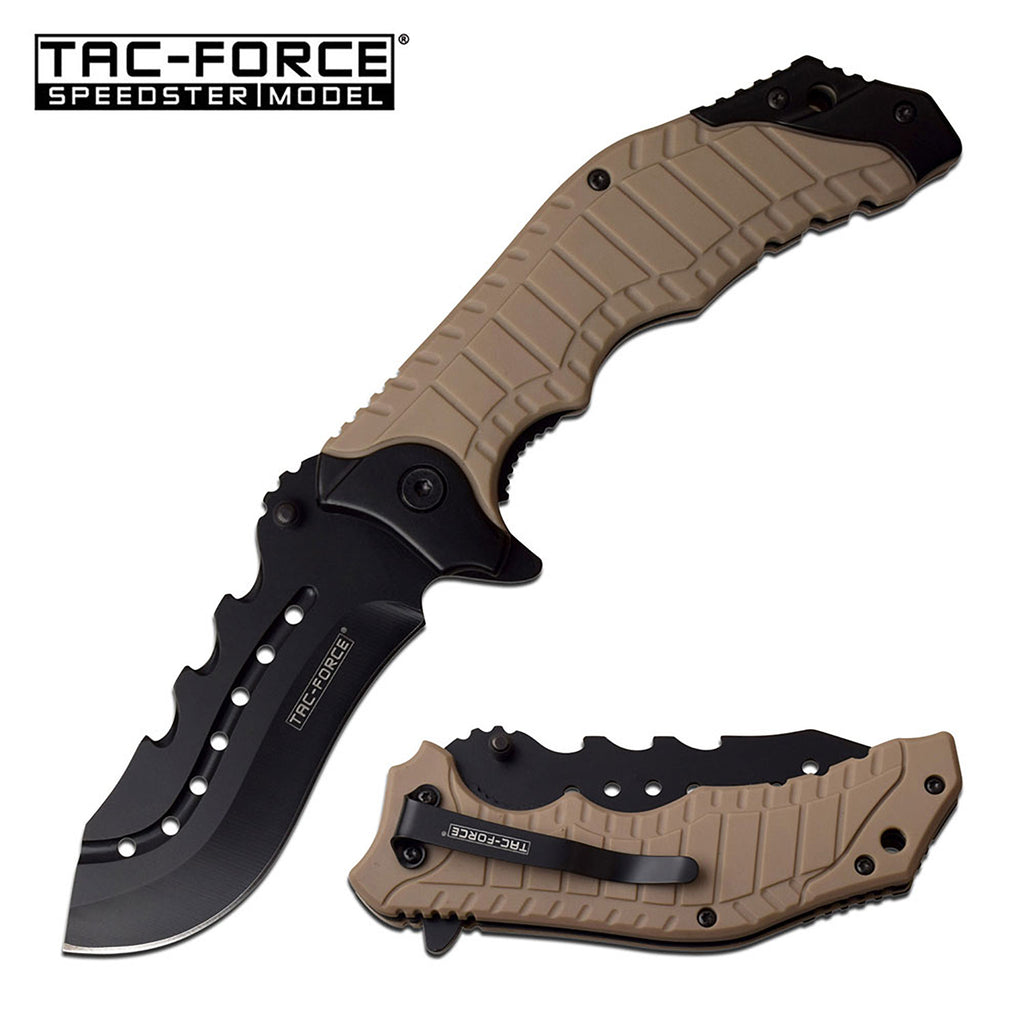 Tac-Force TF-953TN Spring Assisted Knife