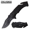 Related product : Tac-Force TF-954BK Spring Assisted Knife