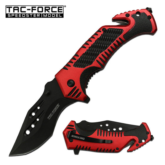 Tac-Force TF-954BRD Spring Assisted Knife